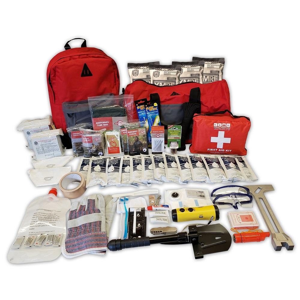 Premium 2 Person Emergency Kit